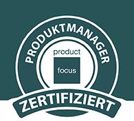 Product Focus Zertifizierung