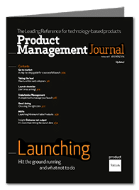 Launching Product Management Journal
