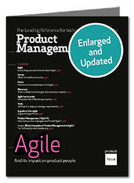 Front cover of Product Management Agile Journal