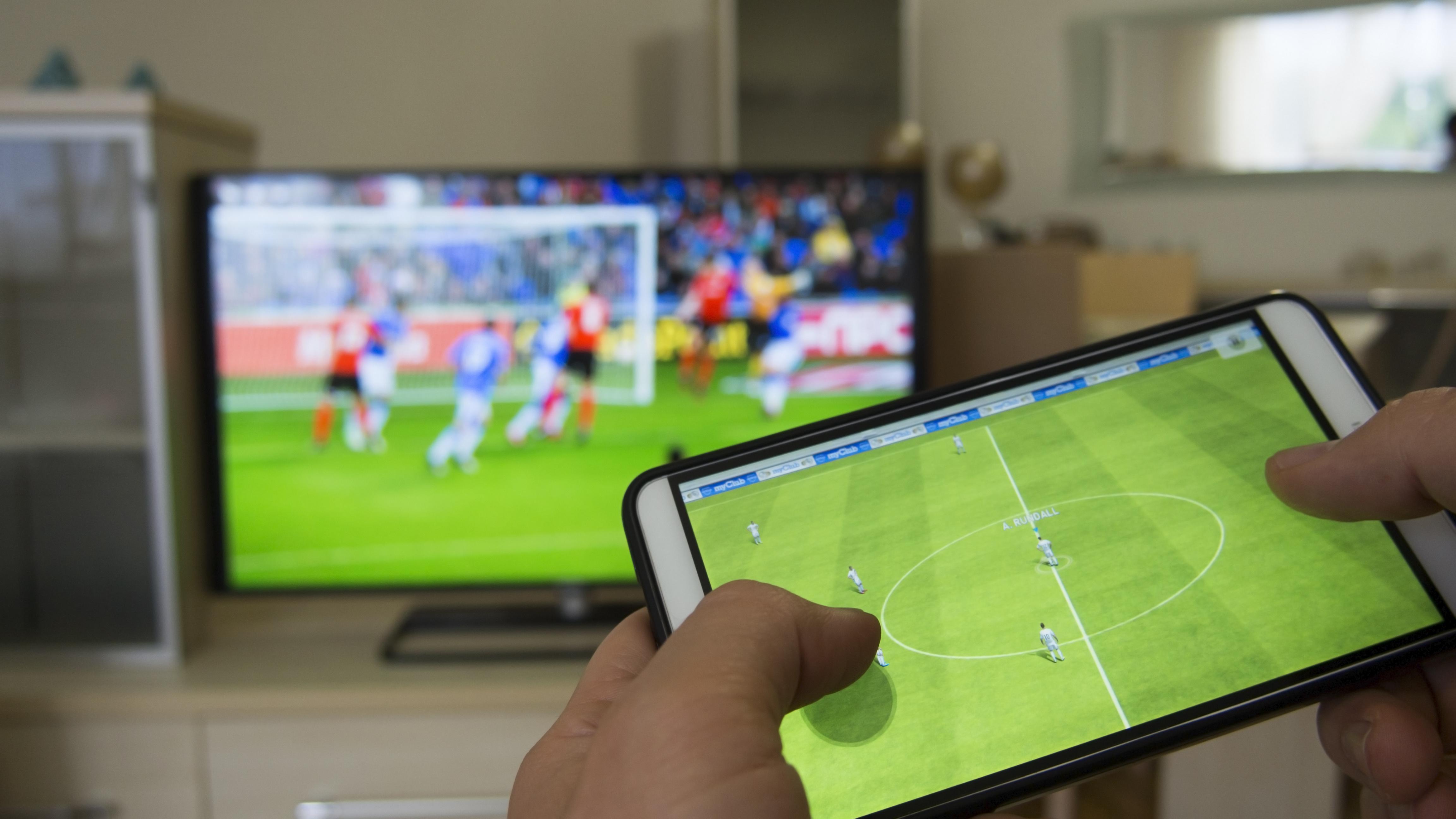 Neue Wege Sport zu schauen