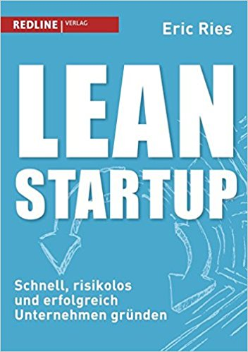 """Cover """"Lean Startup"""""""