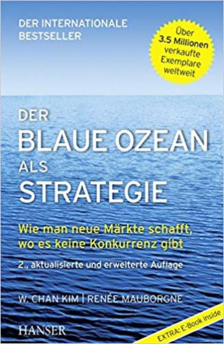 "Cover ""Blauer-Ozean-Strategie"""