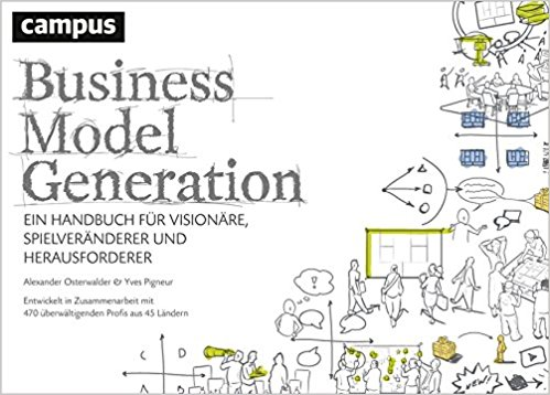 "Cover ""Business Model Generation"""