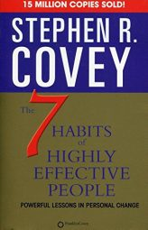 Seven Habits of highly Effective People book cover