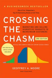 Crossing The Chasm book cover