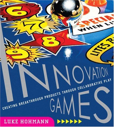 Innovation Games book cover