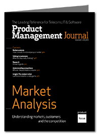 Market Analysis Product Management Journal