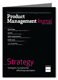 Strategy Product Managenent Journal
