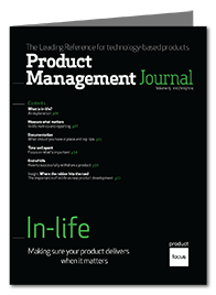 In-life Product Management Journal