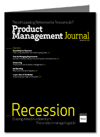 Recession Product Management Journal