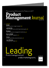 Leading Product Management Journal