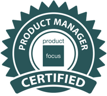Product Focus certified logo
