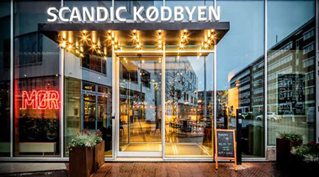 Product Focus Copenhagen training venue - Scandic Kodbyen