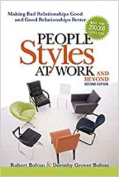 Book cover - People Styles At Work