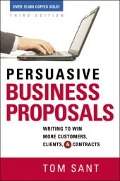 Book cover - Persuasive Business Proposals