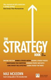 Book cover - The Strategy Book