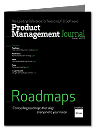 Roadmaps Product Management Journal