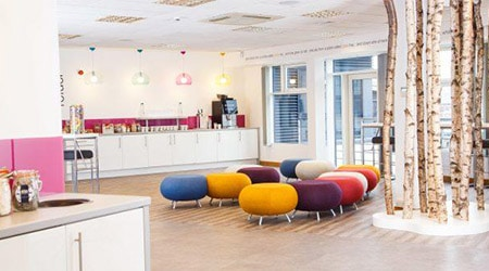 studioglasgow refreshment area
