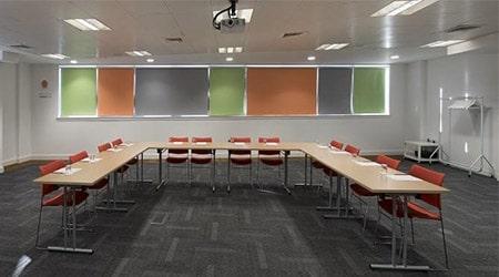 studioglasgow training room