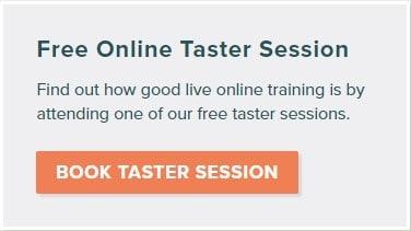Free Online Taster Session