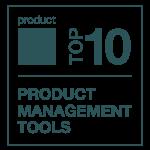 Top 10 Product Management Tools logo