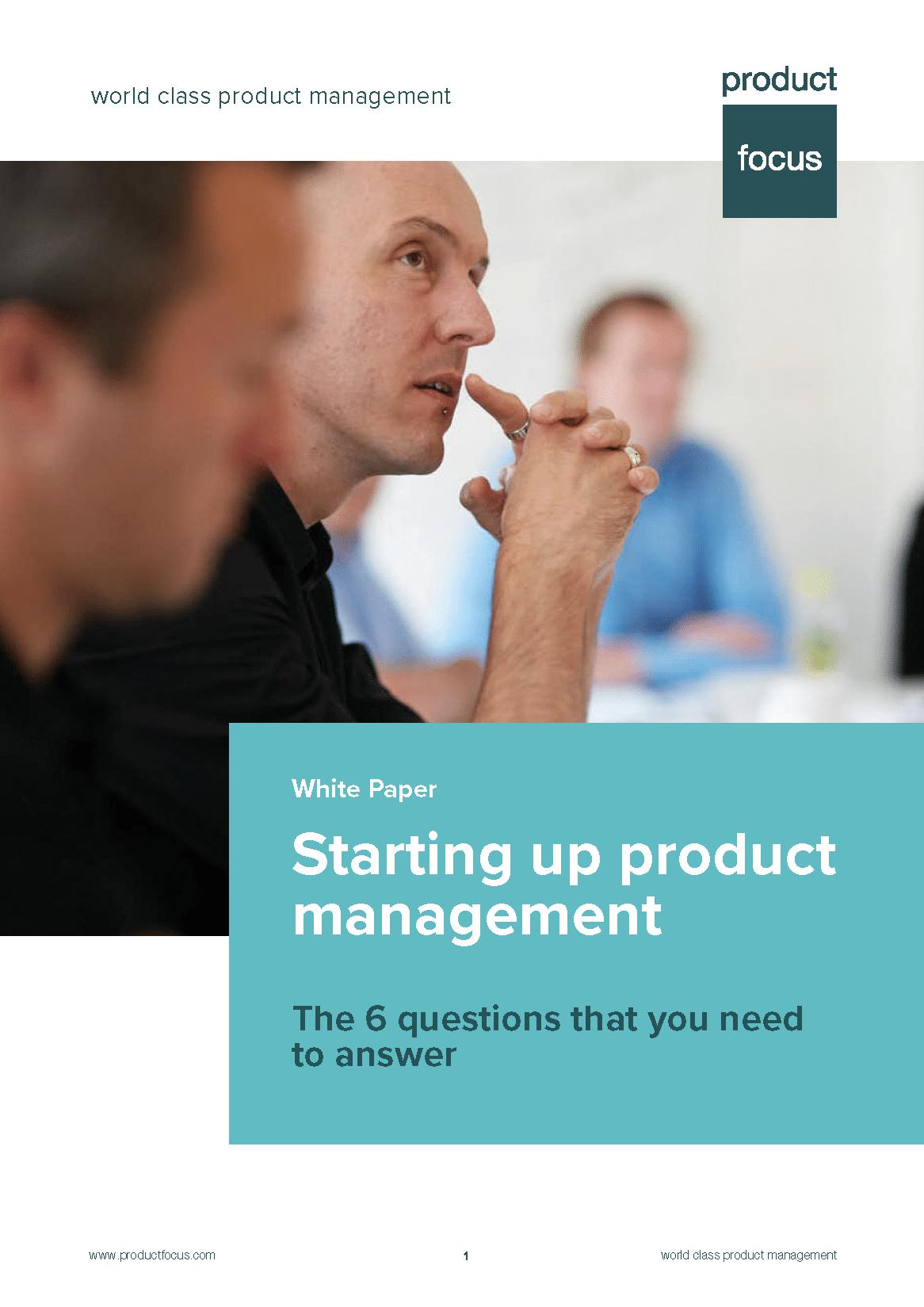 Starting up product management white paper