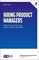 Book cover - Hiring Product Managers